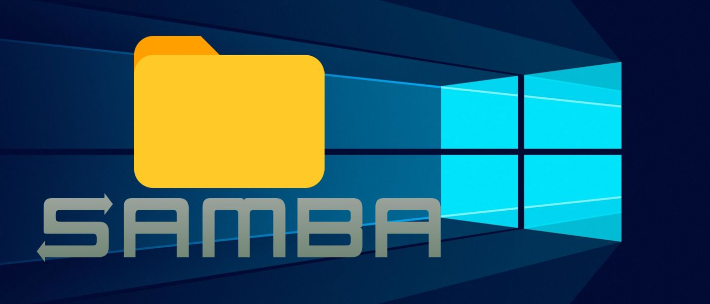 Compartir una carpeta desde Windows 10 con SMB