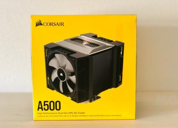 Corsair A500, análisis: crear productos de calidad es como montar en bicicleta, nunca se olvida 36