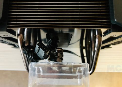 Corsair A500, análisis: crear productos de calidad es como montar en bicicleta, nunca se olvida 45