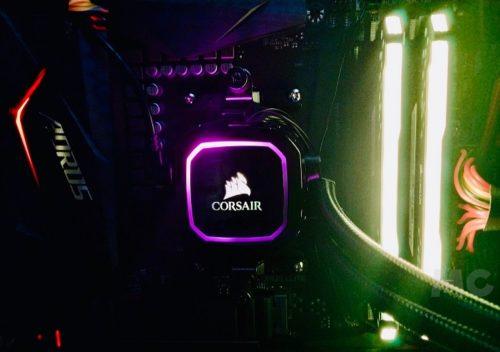 Corsair H100i RGB PRO XT, análisis: la elegancia no tiene por qué ser aburrida 92