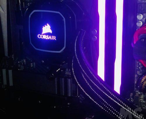 Corsair H100i RGB PRO XT, análisis: la elegancia no tiene por qué ser aburrida 90