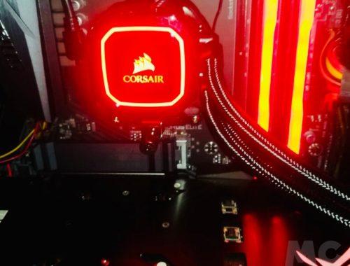 Corsair H100i RGB PRO XT, análisis: la elegancia no tiene por qué ser aburrida 88