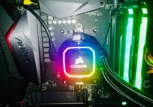 Corsair H100i RGB PRO XT, análisis: la elegancia no tiene por qué ser aburrida 86