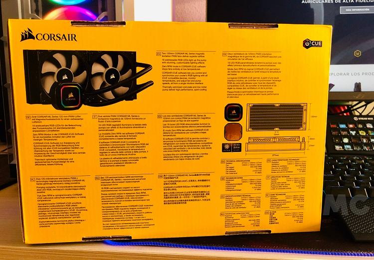 Corsair H100i RGB PRO XT, análisis: la elegancia no tiene por qué ser aburrida 34