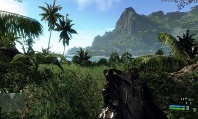 Así de increíble luce Crysis remasterizado bajo el CryEngine 5.6 60
