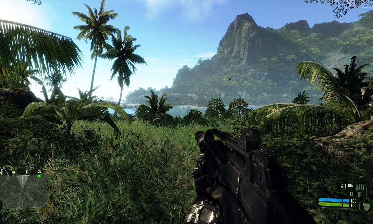Así de increíble luce Crysis remasterizado bajo el CryEngine 5.6 29