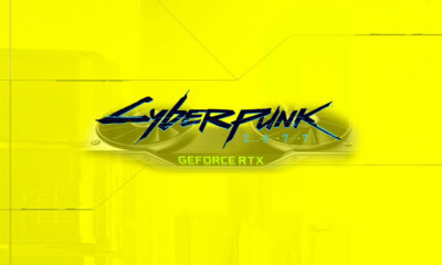 Cyberpunk 2077 GeForce RTX
