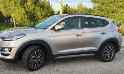 Hyundai Tucson 2019, comprometido 25