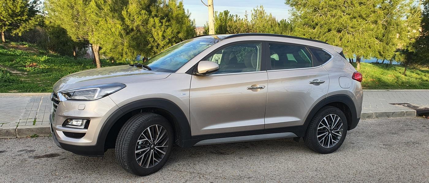 Hyundai Tucson 2019, comprometido 28
