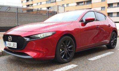 Mazda3 2019 Skyactiv X, especiado 109