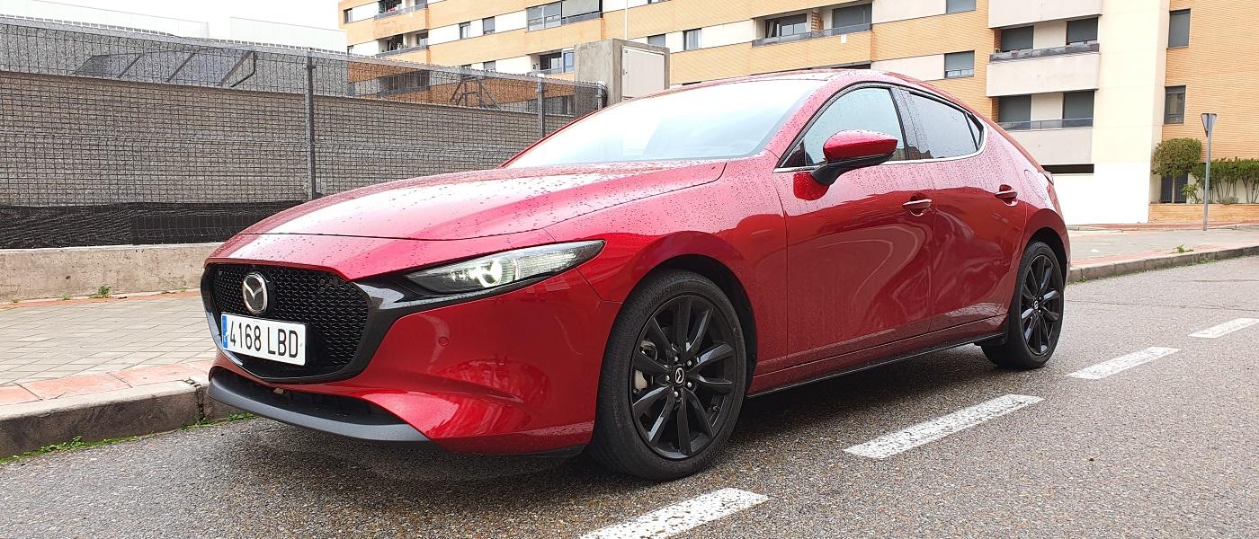 Mazda3 2019 Skyactiv X, especiado 29
