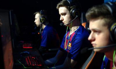 FC Barcelona eSports Juegos Violentos