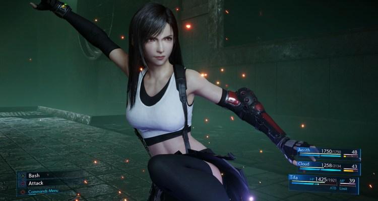 Final Fantasy VII Remake habría ocupado más de 300 GB si no se hubiera dividido en capítulos 34