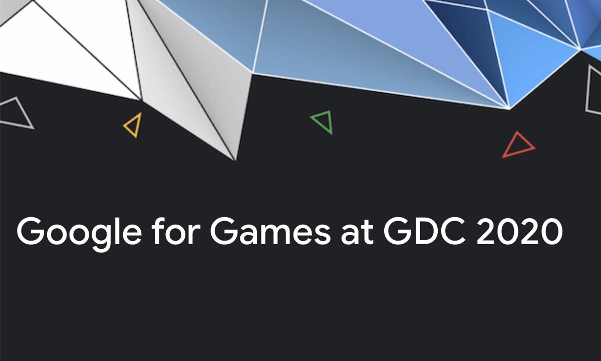 Google Games GDC 2020