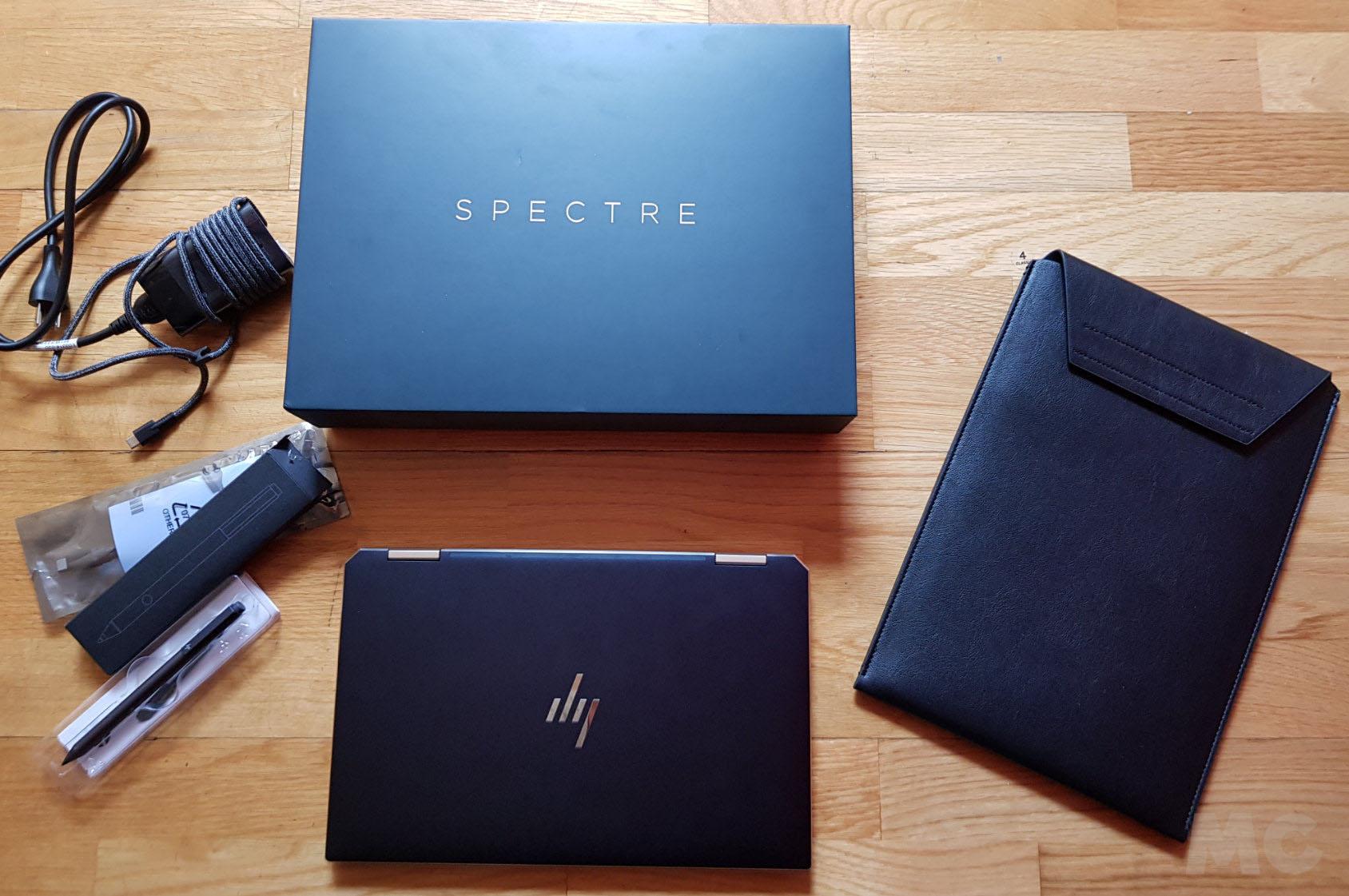 Spectre x360 13