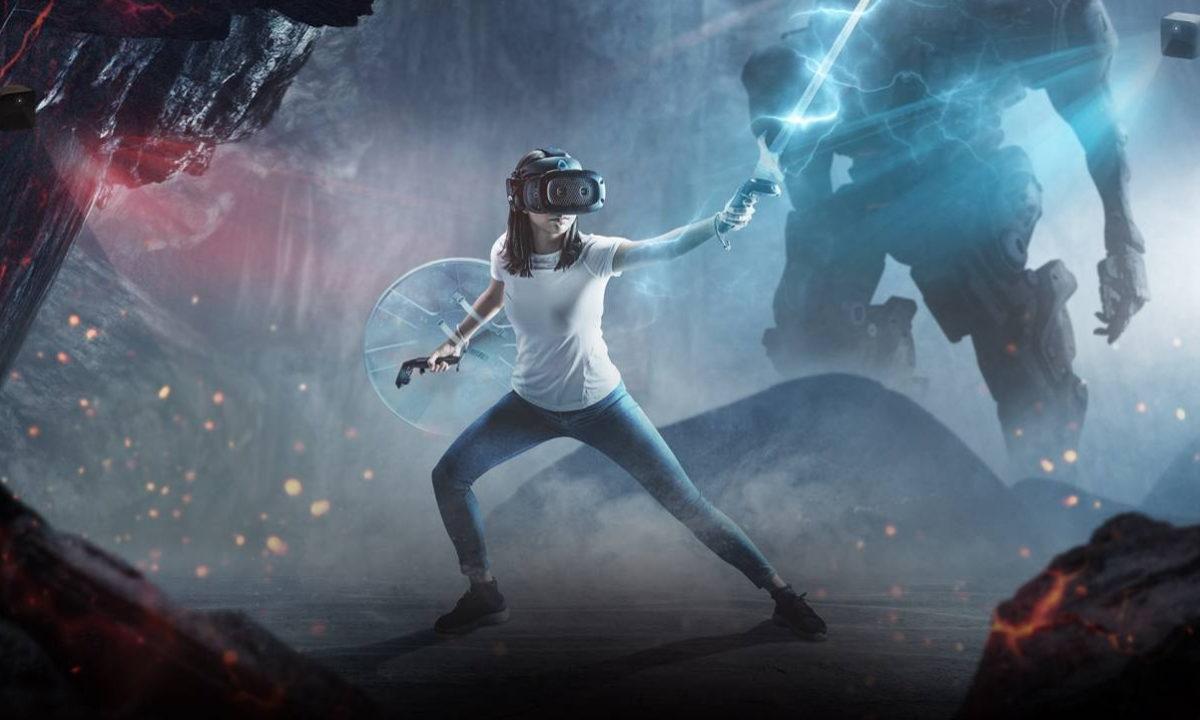 HTC Vive Cosmos Elite Juegos