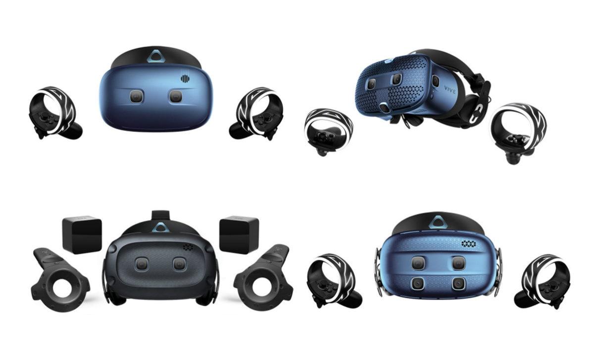 HTC Vive Cosmos Gafas VR baratas