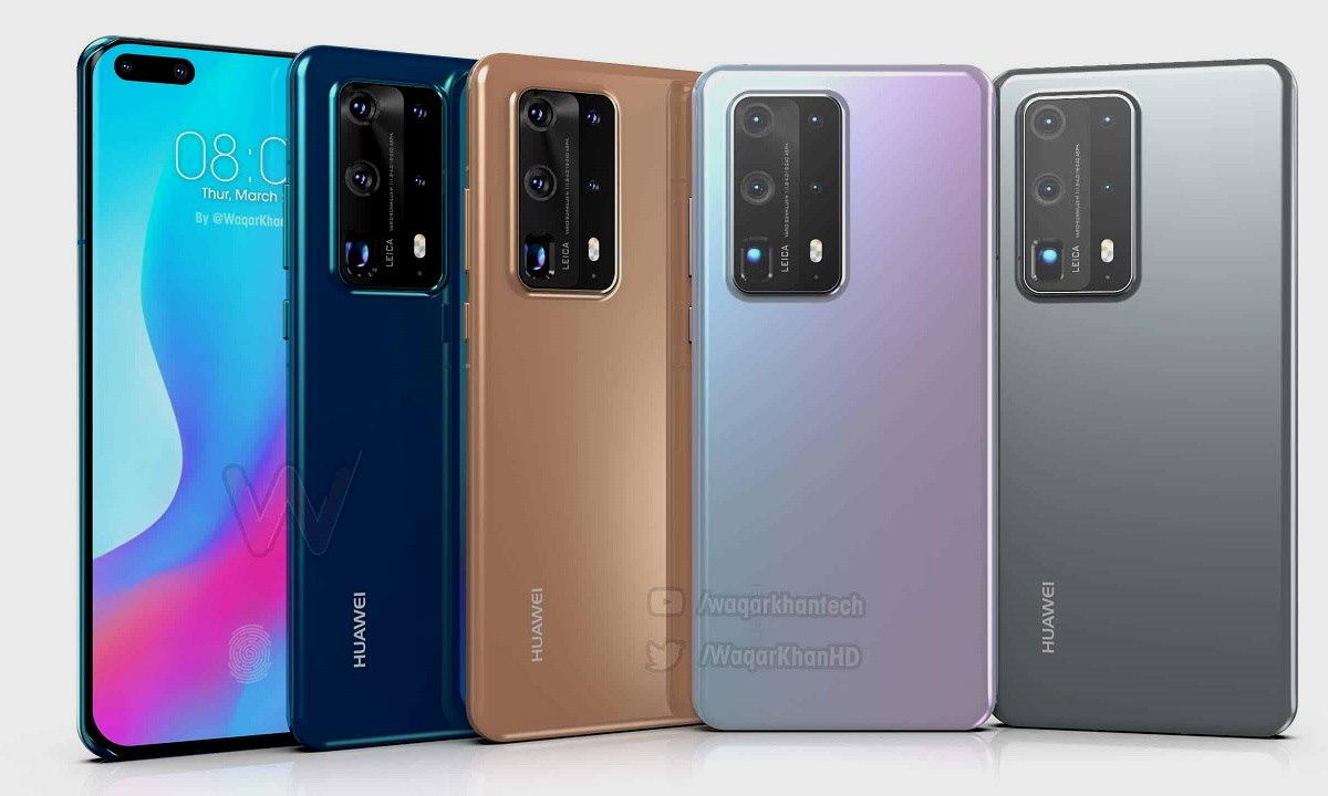 El Huawei P40 será el primer smartphone con Wi-Fi 6+ 28