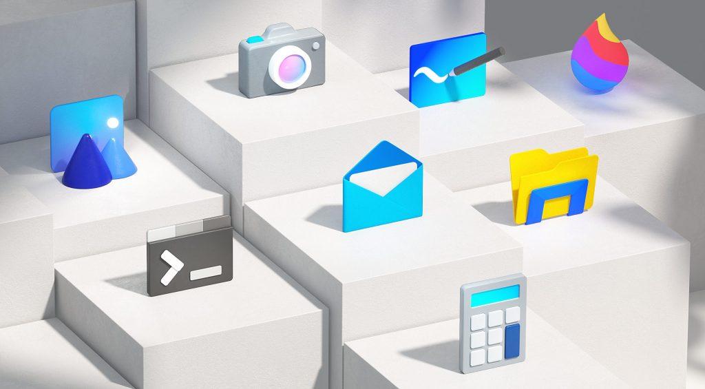 iconos para Windows 10