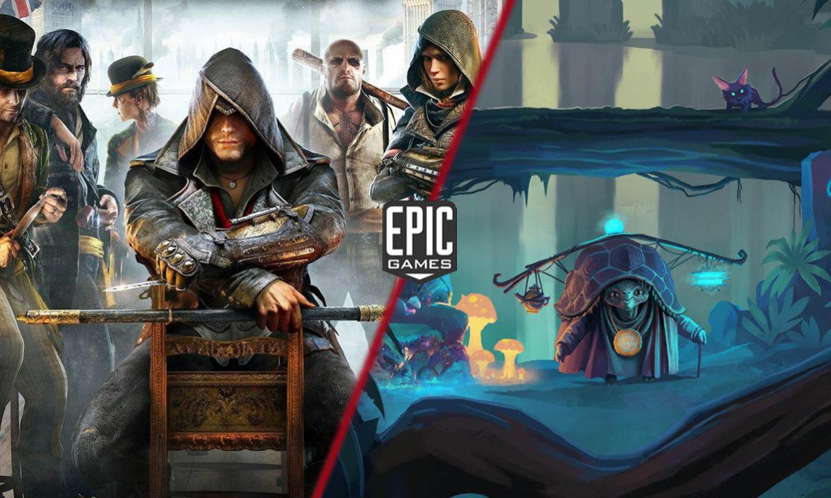 Juegos Gratis Epic Games Assassins Creed Syndicate