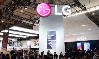 LG MWC 2020