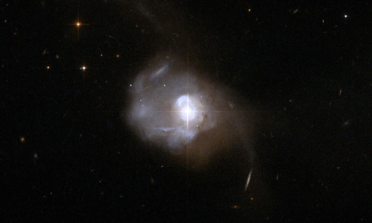 Oxígeno Galaxia
