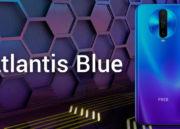 POCO X2 Atlantis Blue Azul