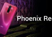POCO X2 Phoenix Red Rojo