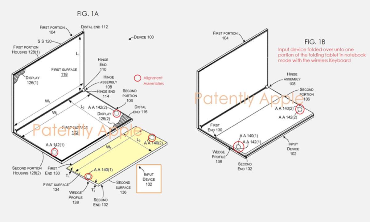 Patente Surface Neo Gaming