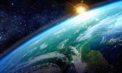 Posición de la Tierra con respecto al Sol
