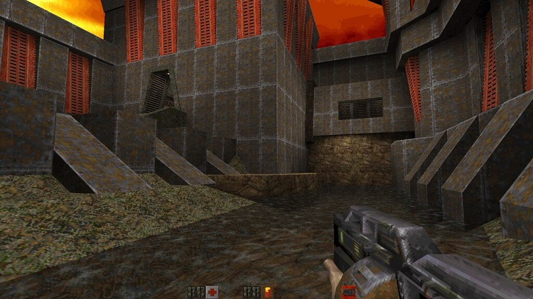Quake 2 software