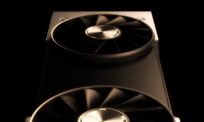 Las RTX serie 30 tendrán nuevos núcleos RT para trazado de rayos: NVIDIA puede doblar el rendimiento 13