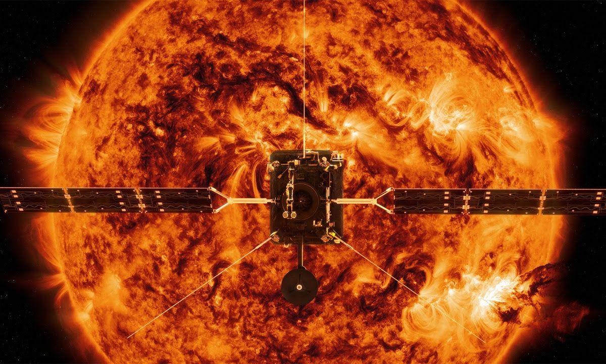 Solar Orbiter, satélite de la ESA para investigar al Sol