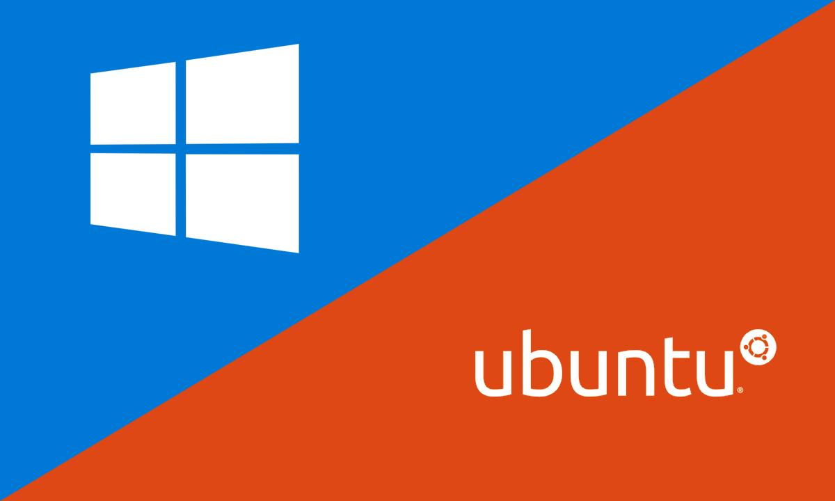 Ubuntu Vs Windows 10