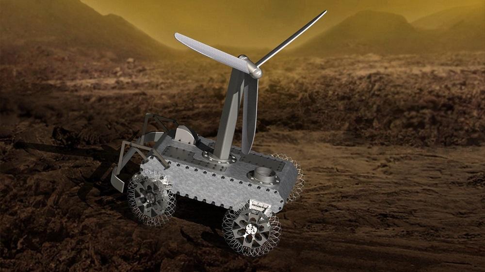 La NASA pide ayuda para crear un sensor que pueda sobrevivir al infierno de Venus 35