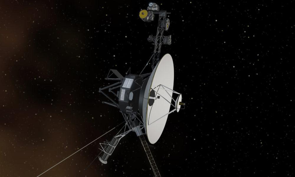 NASA recupera la comunicación con Voyager 2