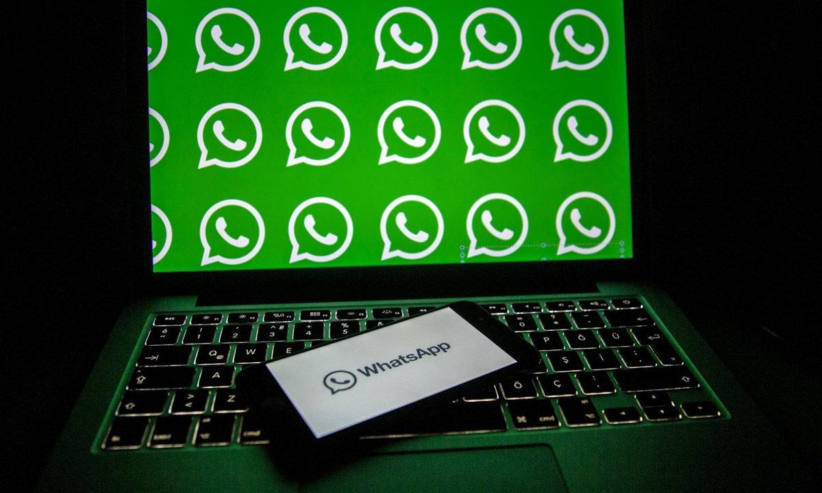 mensajes reenviados en WhatsApp