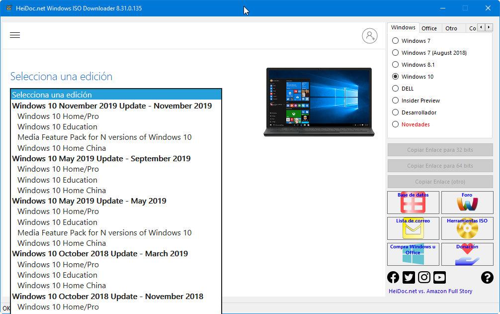 Windows 10 gratis es todavía posible y tan sencillo como siempre 39