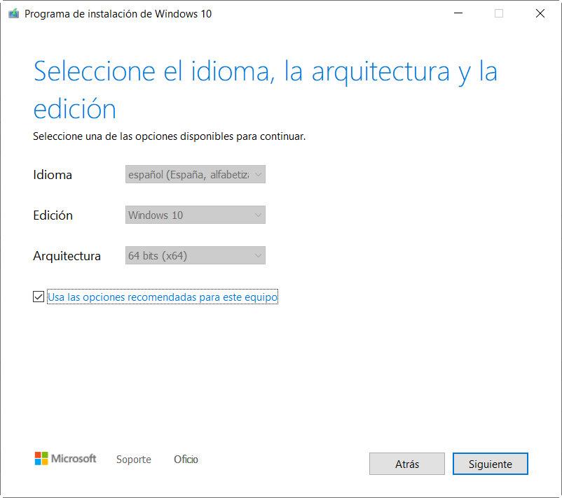 Windows 10 gratis es todavía posible y tan sencillo como siempre 35