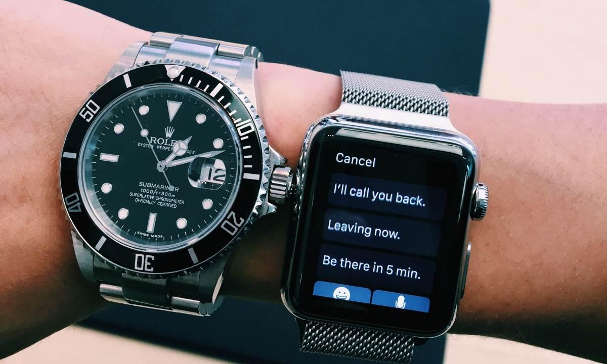 Apple ya vende más relojes que toda la industria suiza 37