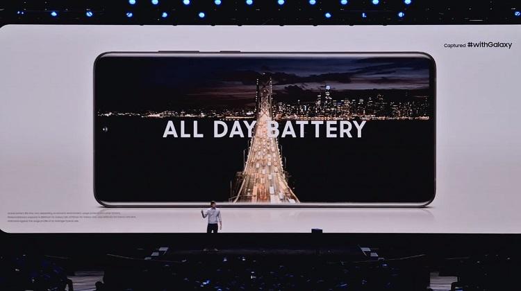 Samsung presenta los nuevos Galaxy S20: especificaciones y precios de una familia rompedora 44