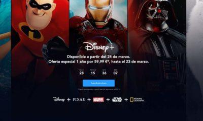 Cómo contratar Disney+ por menos de 5 euros al mes 1