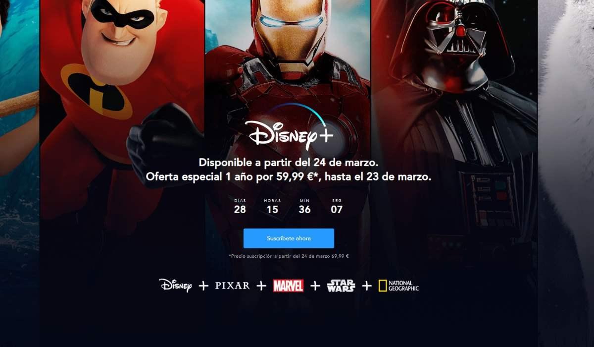 Cómo contratar Disney+ por menos de 5 euros al mes 40