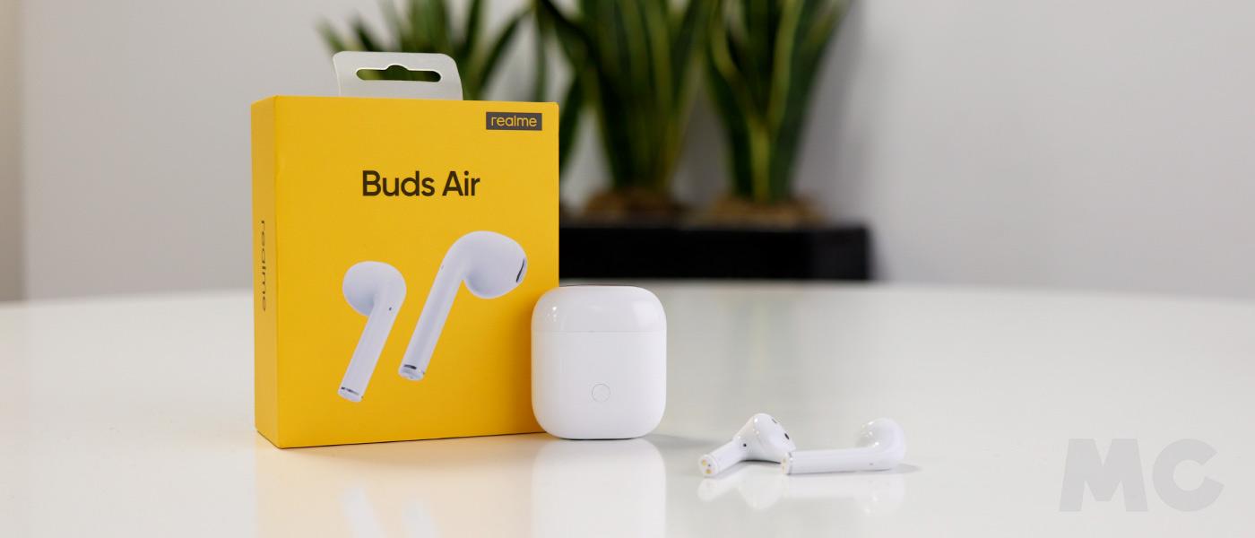 Realme Buds Air, análisis