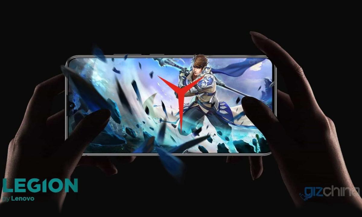 smartphone gaming Legion de Lenovo