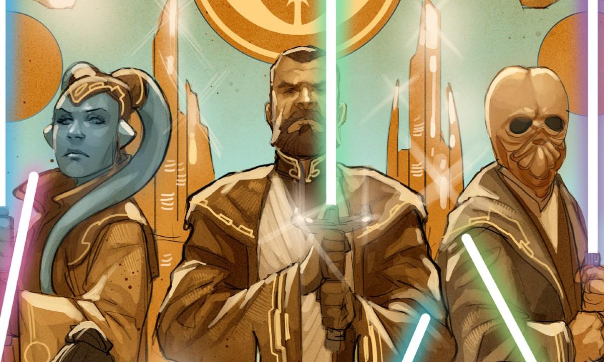 Star Wars: The High Republic, la nueva saga editorial 33