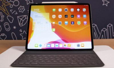trackpad para el iPad Pro