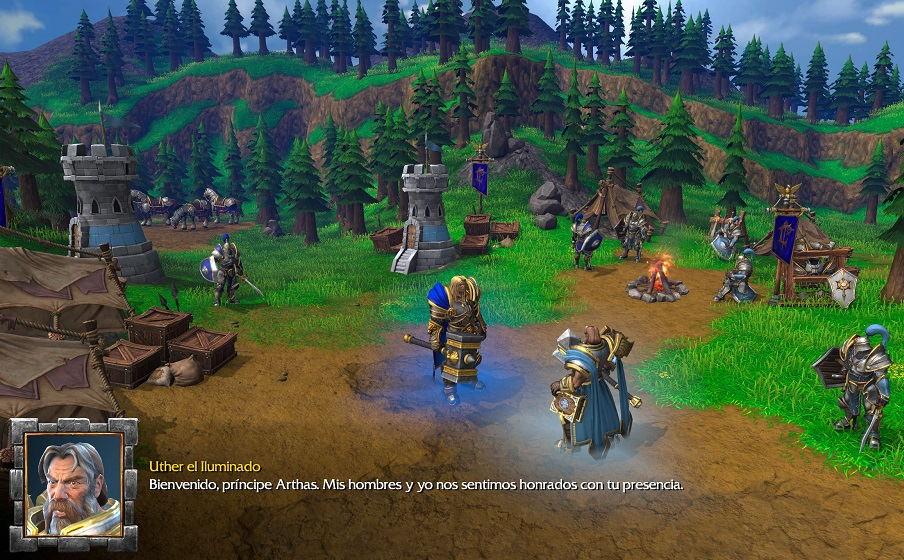 Warcraft III Reforged, análisis: promesas incumplidas 41