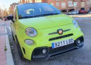 Fiat 500 Abarth 595 Competizione, condensado 143