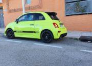 Fiat 500 Abarth 595 Competizione, condensado 127